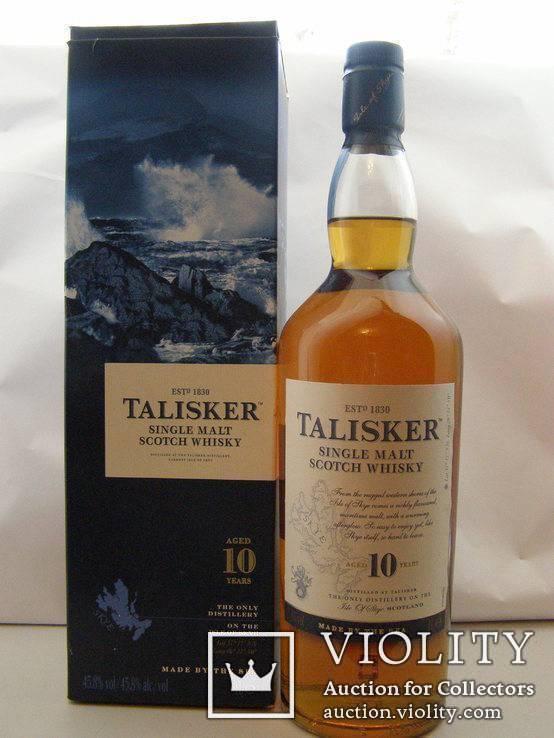 Виски талискер (talisker) – описание, история и виды марки
