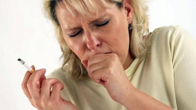 Когда горло болит можно курить кальян