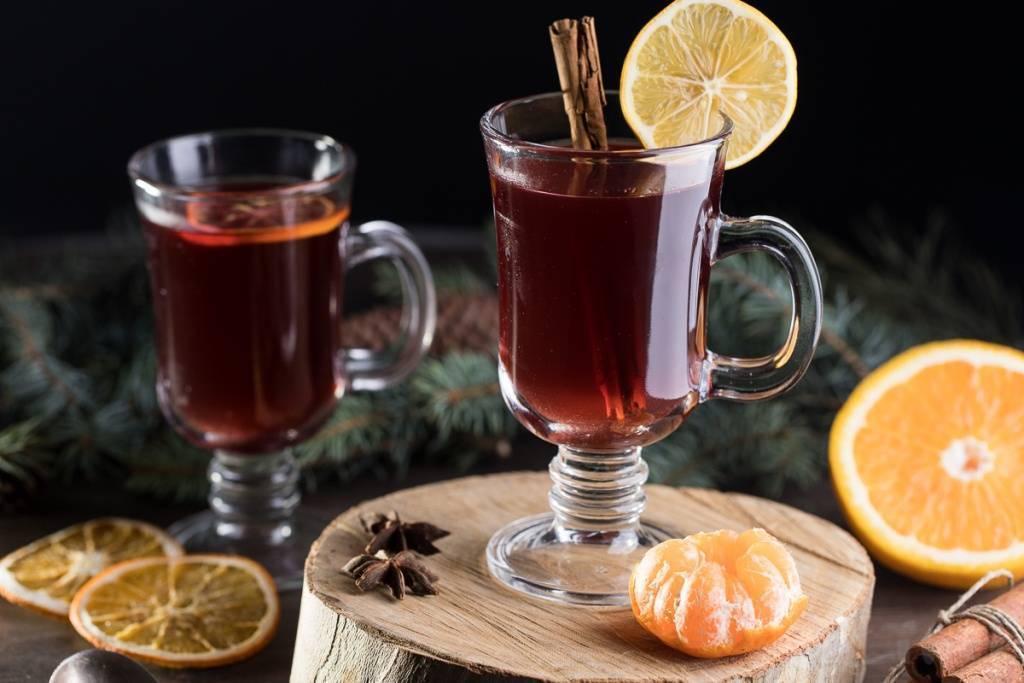 Рецепт глинтвейна на красном вине: как приготовить его в домашних условиях