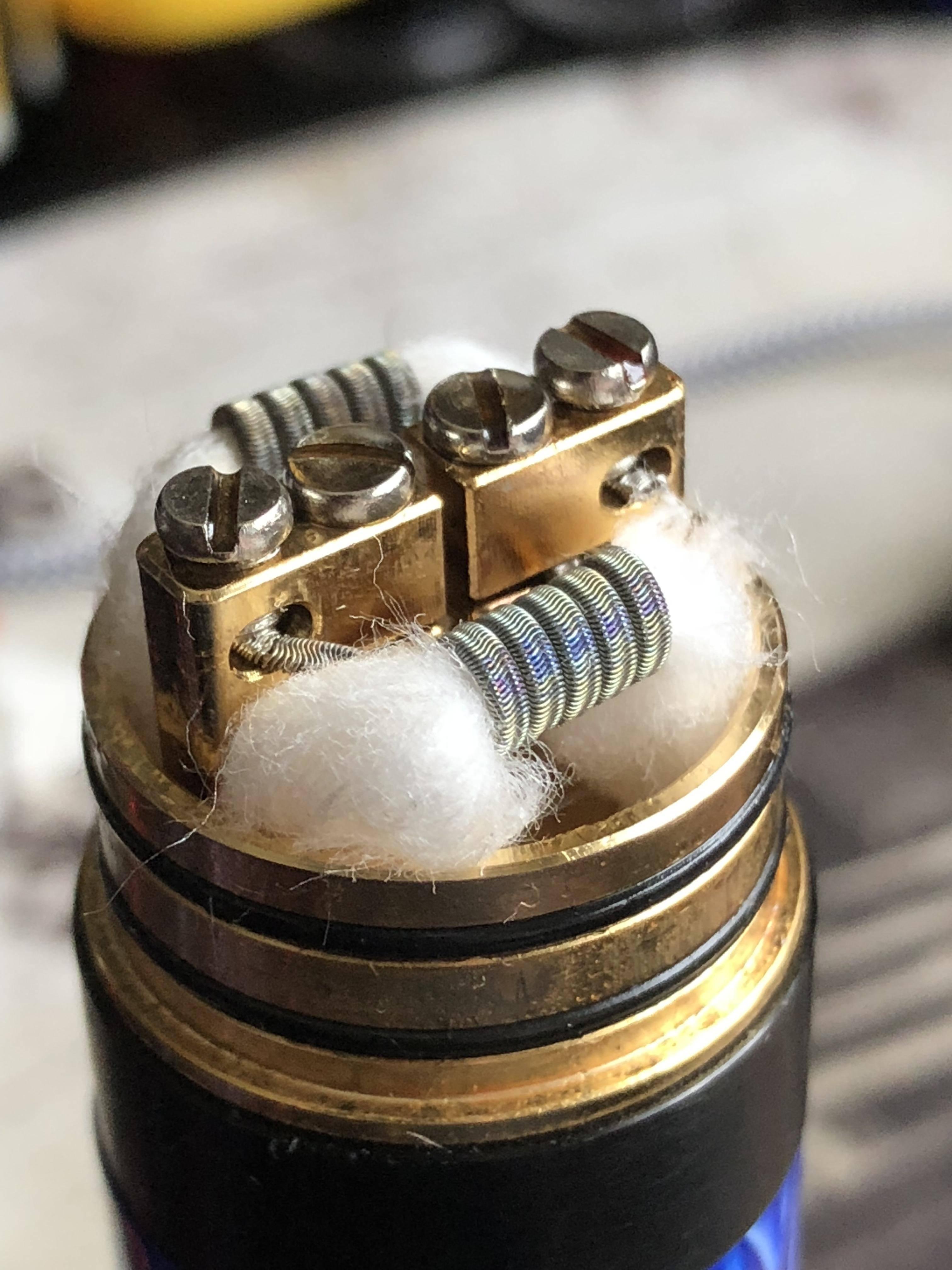 Какую проволоку лучше выбрать для намотки своего атомайзера для комфортного парения?