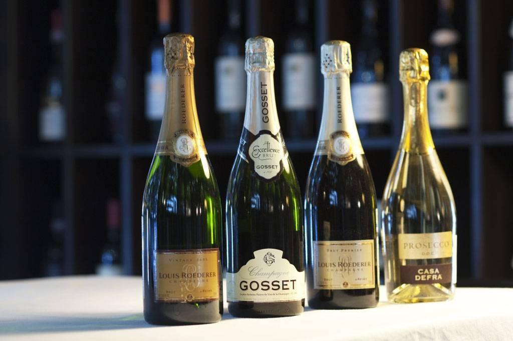 5 лучших марок шампанского брют: регион производства, какой лучше, цена, сравнение с аналогами