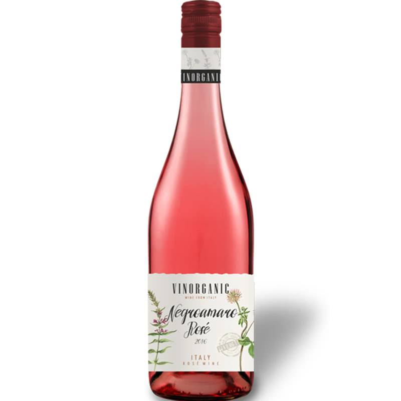 Как делают розовые вина