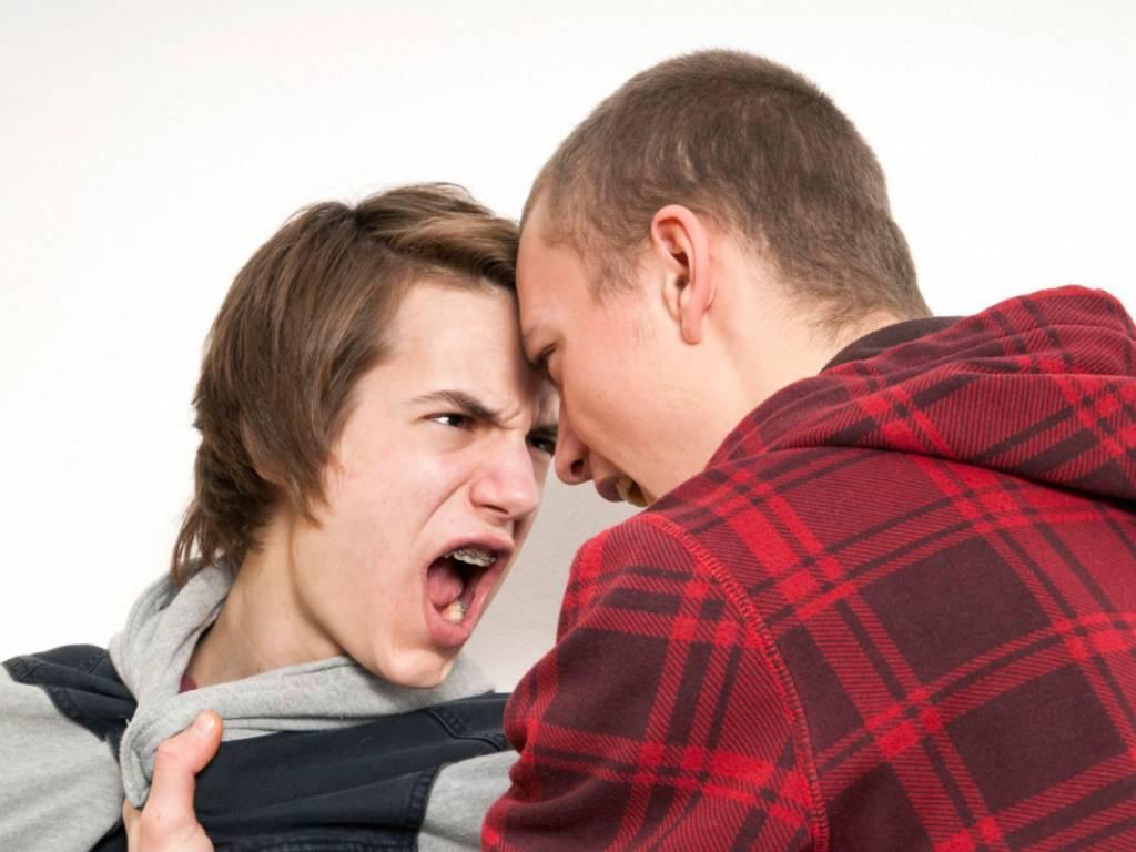 Алкоголизм и агрессивность