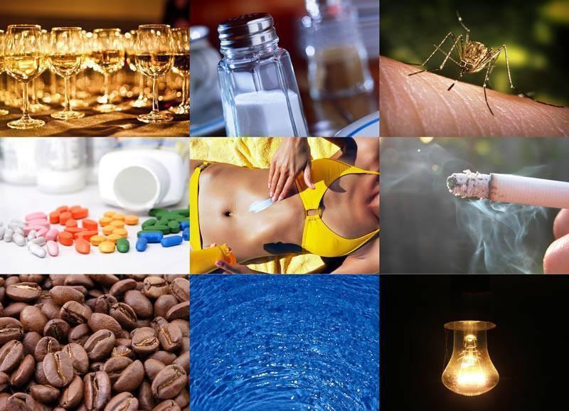 Смертельные дозы привычных веществ для человека