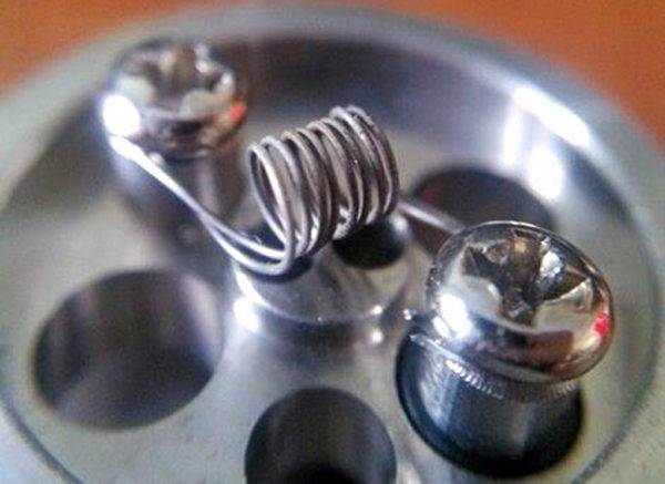Как правильно сделать намотку на дрипку для обслуживаемого атомайзера?