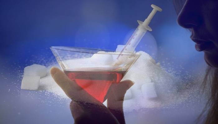 Можно ли пить водку при сахарном диабете, как влияет на организм