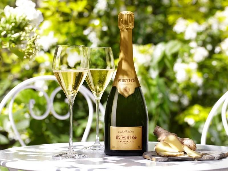 Как делают шампанское – игристое вино шампани?