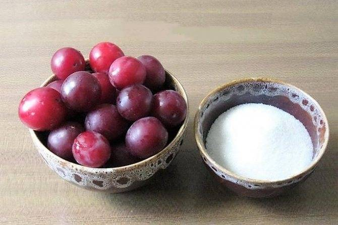 Три рецепта наливки из алычи в домашних условиях