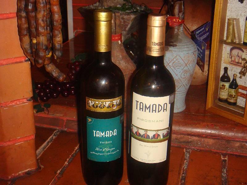 Грузинские вина, топ 10