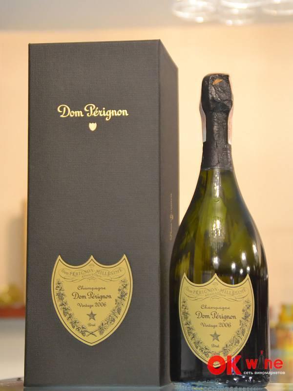 Шампанское дон периньон (dom perignon) — история и особенности элитного напитка