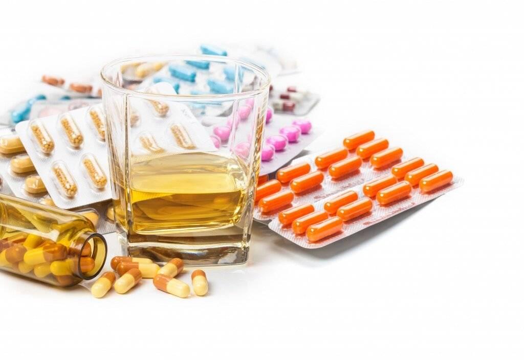 Какое обезболивающее совместимо с алкоголем