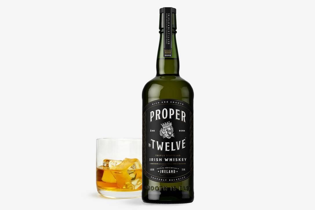 Proper twelve — виски от конора макгрегора