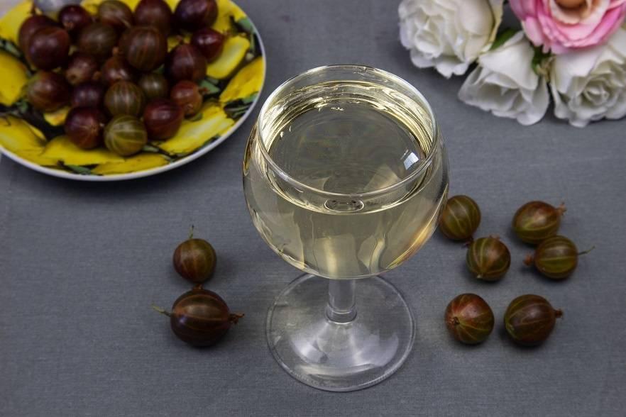 Вино из черного крыжовника. домашнее вино из крыжовника — искусство превращать недостатки в преимущество