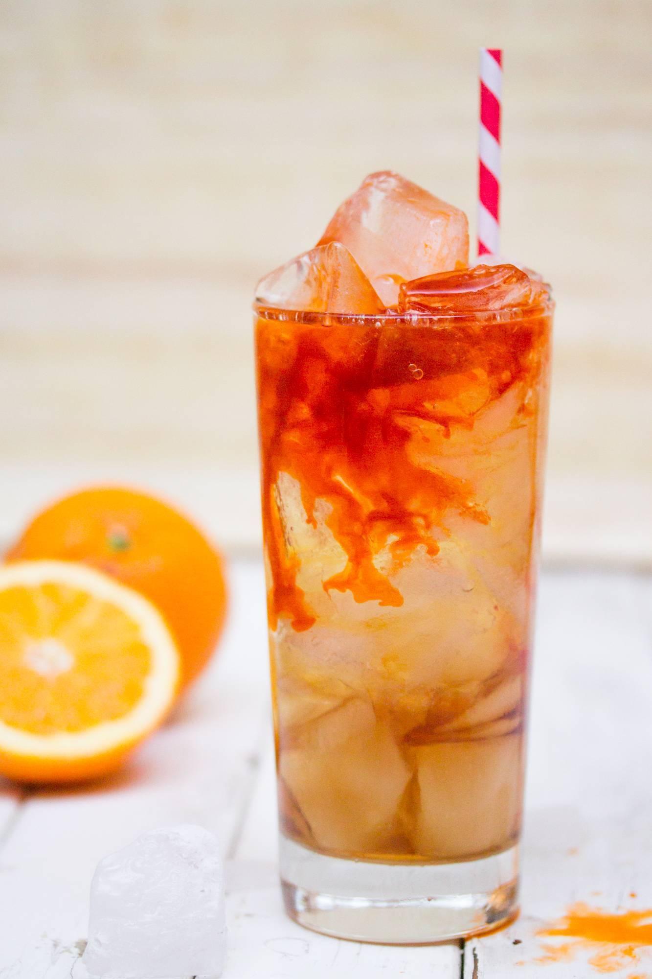 Смешиваем коктейль лонг айленд айс ти напиток для любителей погорячее