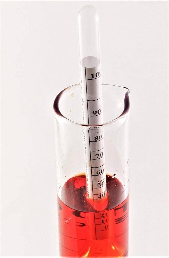 Способы определения крепости самогона без спиртометра