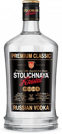 Обзор водки Stolichnaya
