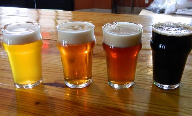 Английское пиво: марки эля, разливное и другие виды пива из англии, как пить британский напиток