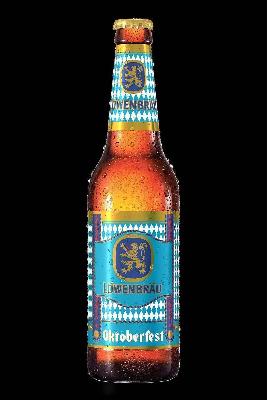 Обзор пива левенбраун