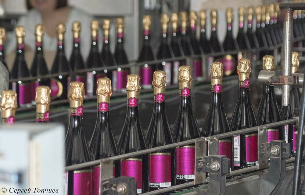 Как делают настоящее шампанское