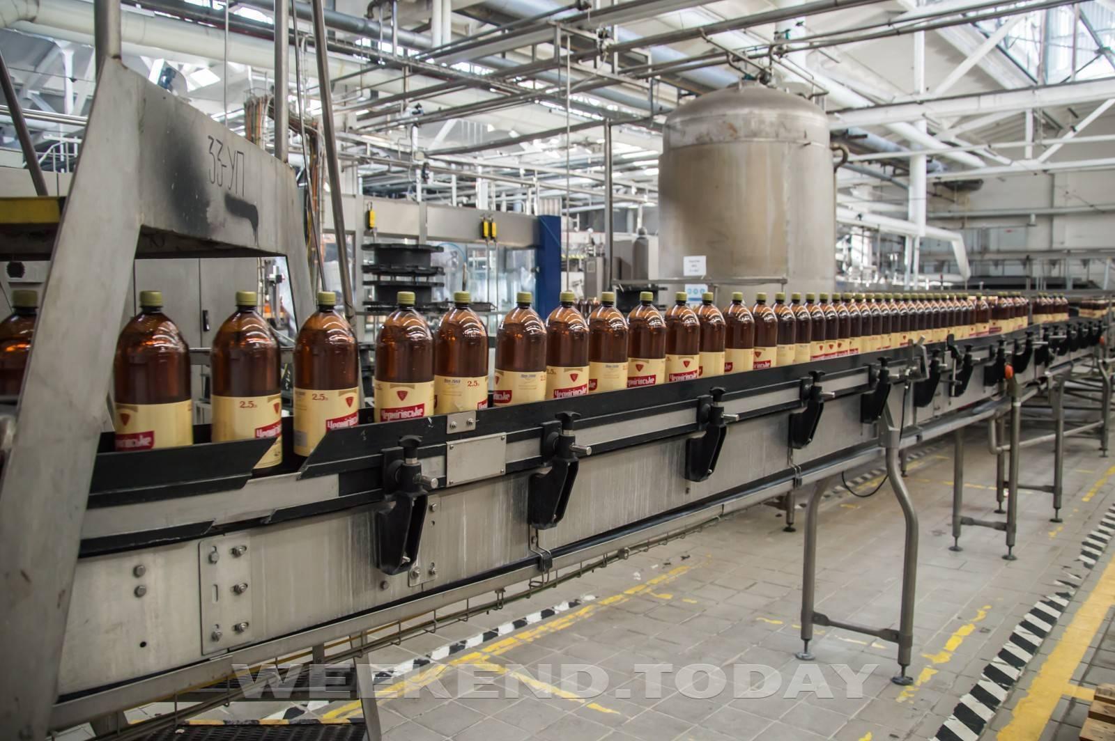 Производство пива: схема, технология, процесс приготовления, сырье, как варят напиток на заводе
