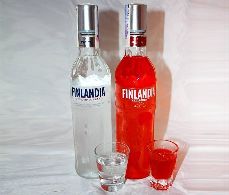Водка финляндия: описание, история, виды марки