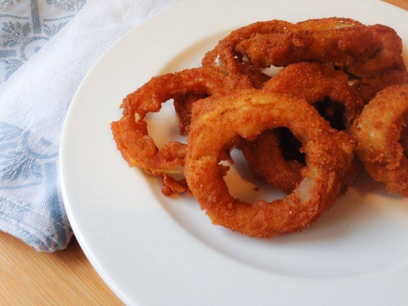 Луковые кольца: рецепты домашнего приготовления закуски на сковороде