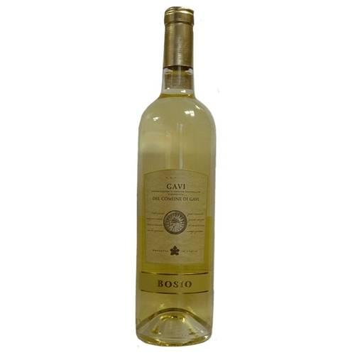 Вино белое сухое batasiolo gavi docg 2016 - итальянское вино из региона пьемонт с фруктовым послевкусием