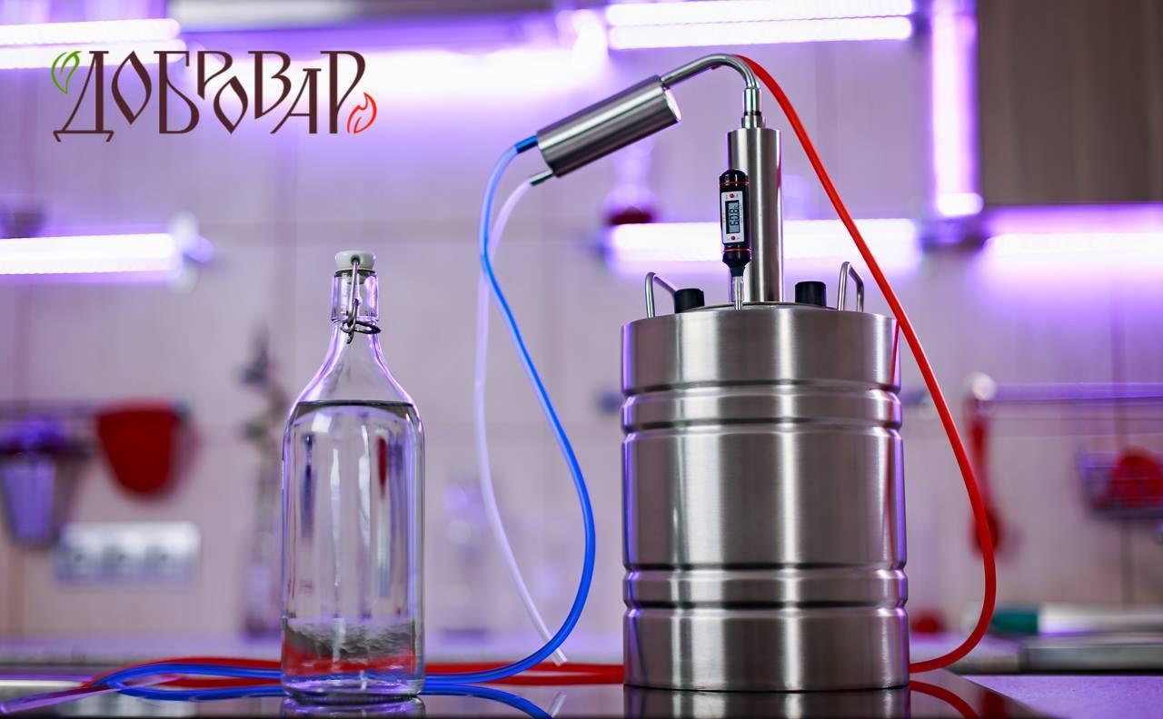 Электронное управление самогонным аппаратом. электрический дистиллятор покупной или самостоятельного изготовления