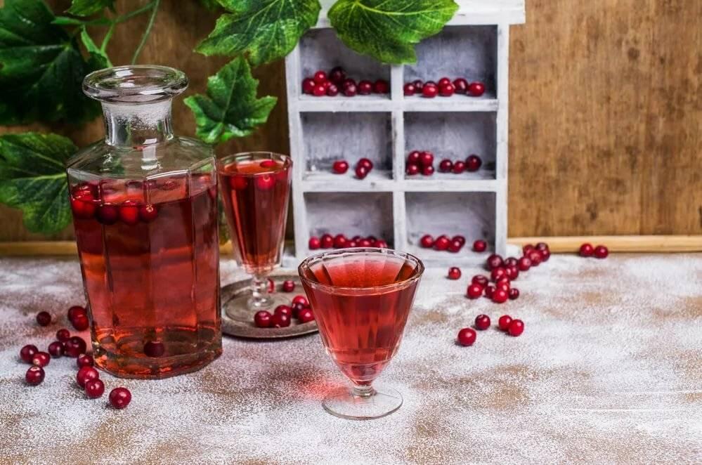 Наливка на водке — рецепты на поварёнок.ру