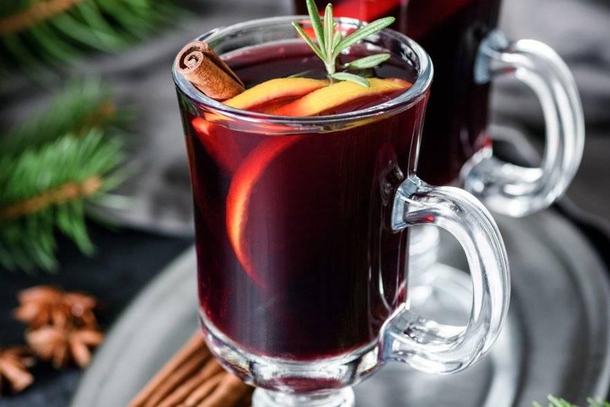 Глинтвейн: рецепт классический (в домашних условиях и с виноградным соком)