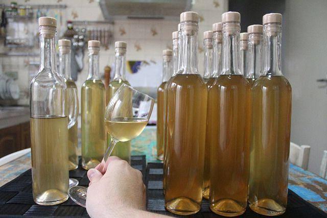 Домашнее вино из меда простой рецепт