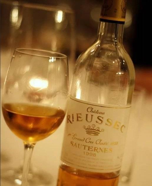 Вино Сотерн — напиток, пораженный благородной плесенью