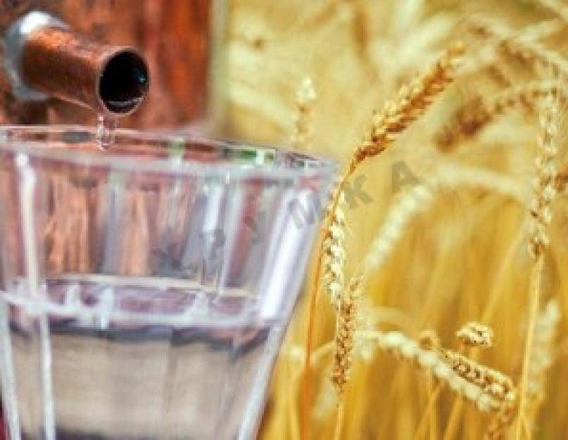 Самогон из пшеницы: виды и рецепты изготовления