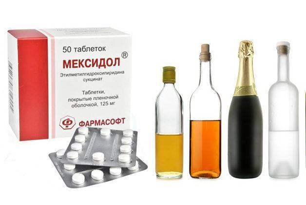 Аспаркам и алкоголь: совместимость, помогает ли с похмелья