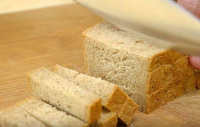 Гренки из белого хлеба: рецепты для завтрака