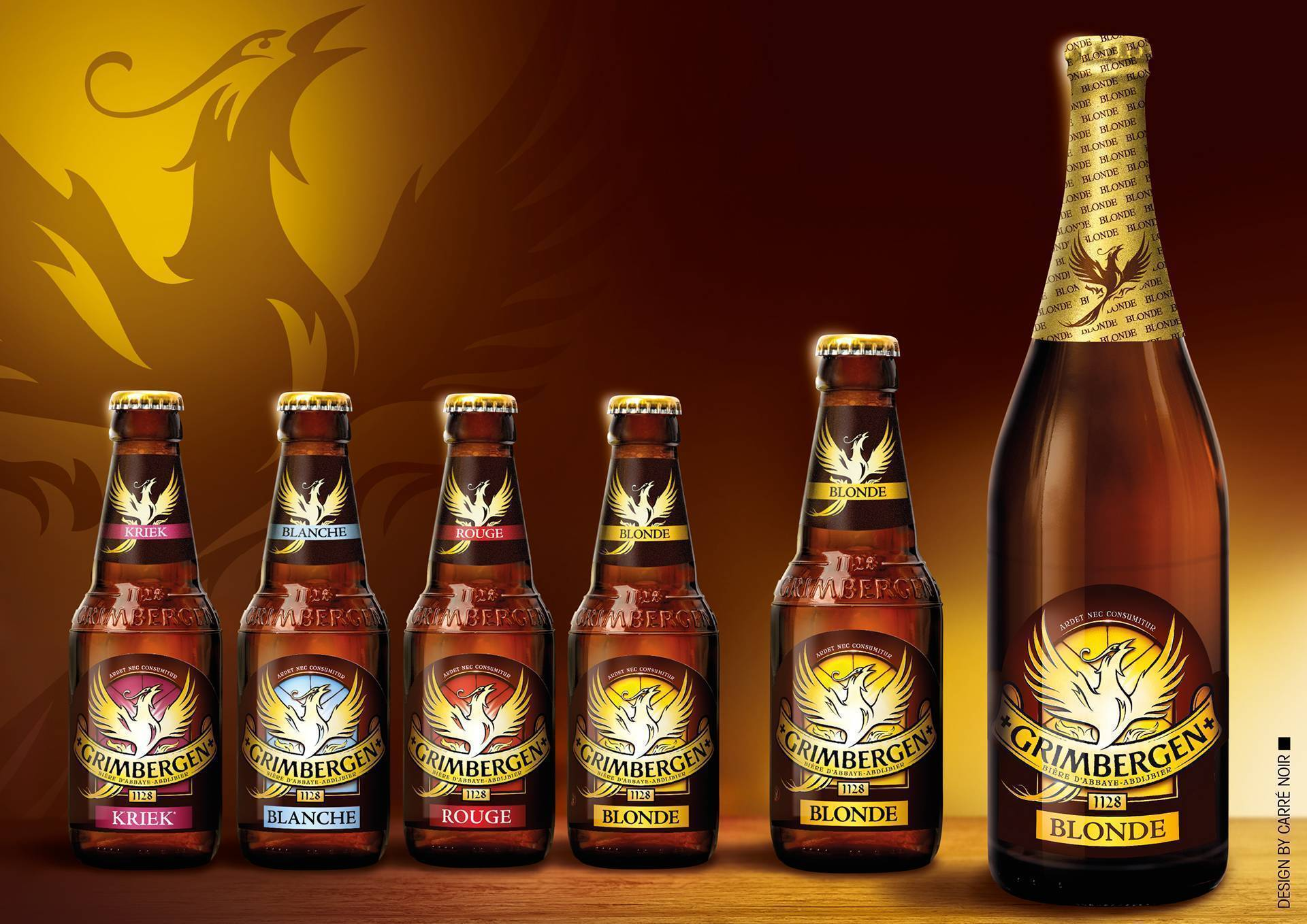 Пиво гримберген (grimbergen): описание, история и виды марки