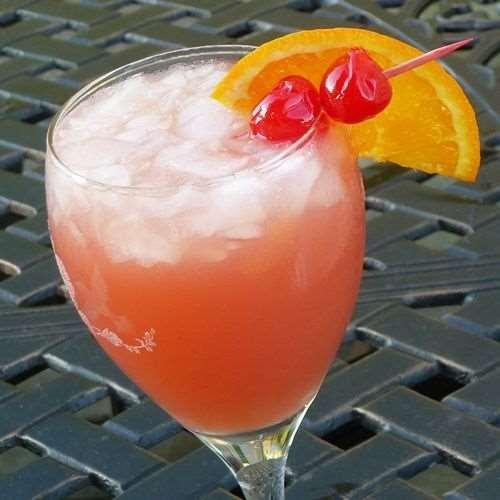 Красивые коктейли. рецепты алкогольных коктейлей для домашней вечеринки