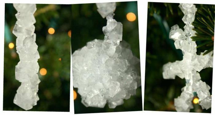Кристаллики пищевой соли. кристаллы из соли — выращивание крупных и разноцветных красивых декоративных кристаллов (110 фото)