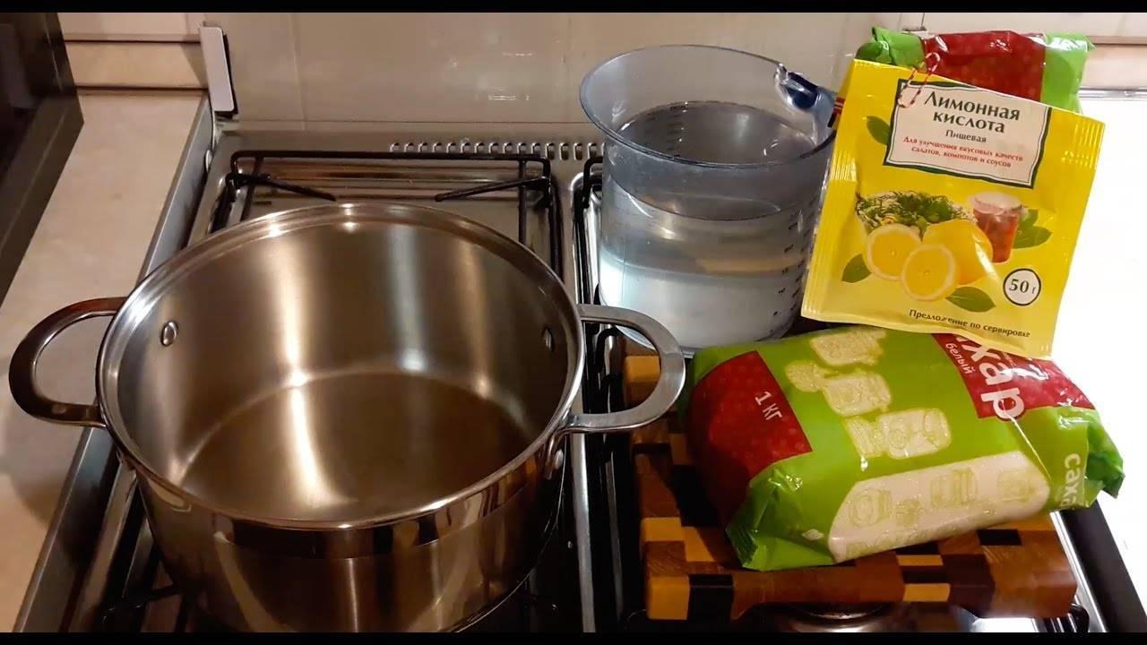 Для чего нужна и как сделать инвертацию сахара при приготовлении браги?