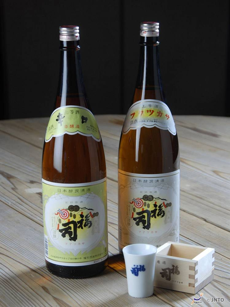 Саке (вино из риса) в домашних условиях