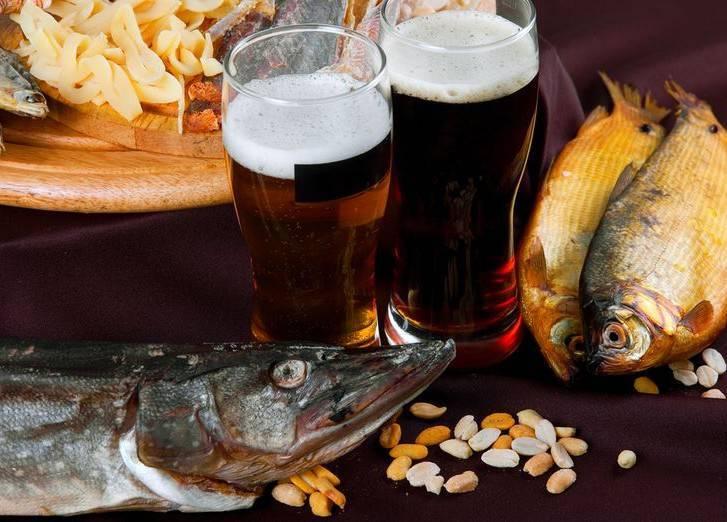 Как правильно выбрать рыбу к пиву