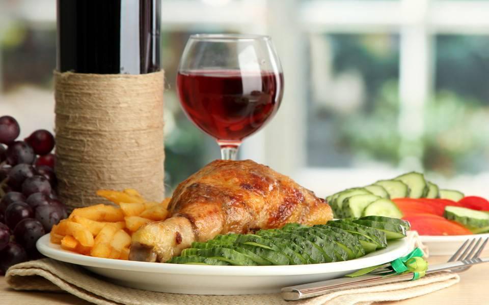 Какое вино подают к мясу - что лучше подходит к свинине и говядине, красное или белое