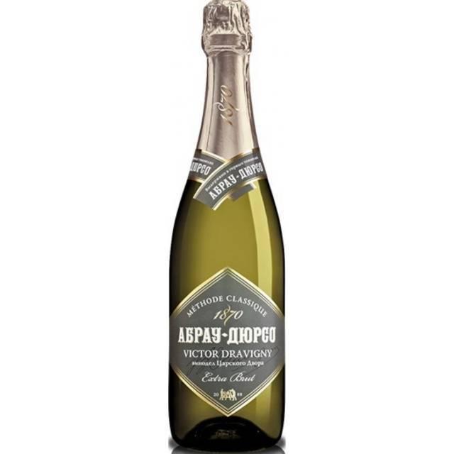 Разновидности и особенности абрау дюрсо шампанского