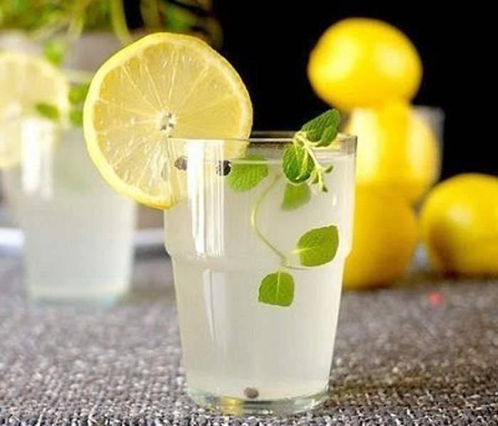 Напитки с лимоном от похмелья. Лимонная кислота от похмелья