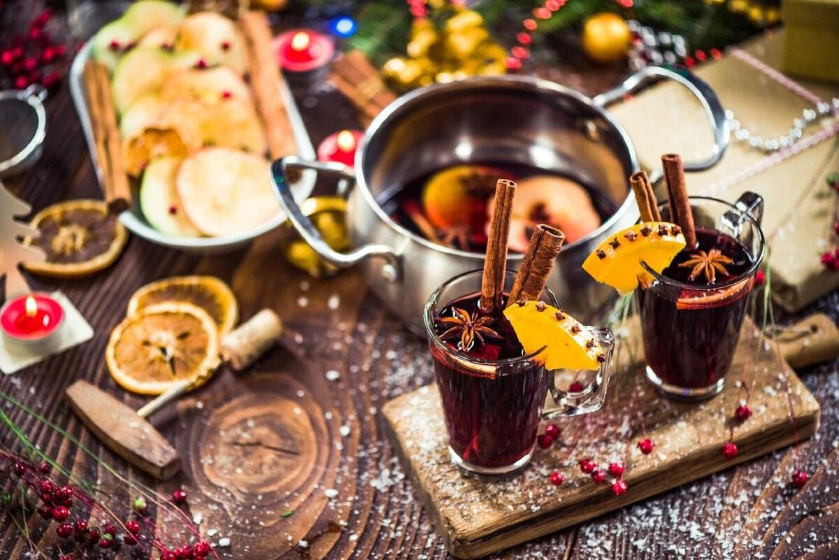 Рождественские горячие напитки.  домашний алкоголь - самогоноварение, рецепты настоек, водки