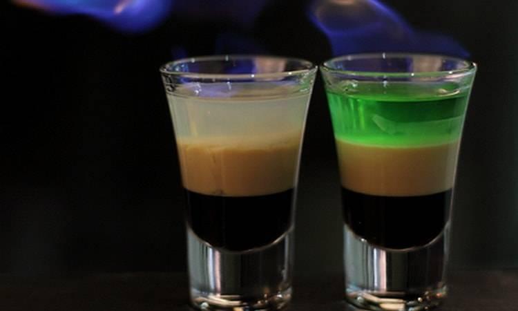 Как приготовить коктейль б-52 по пошаговому рецепту с фото