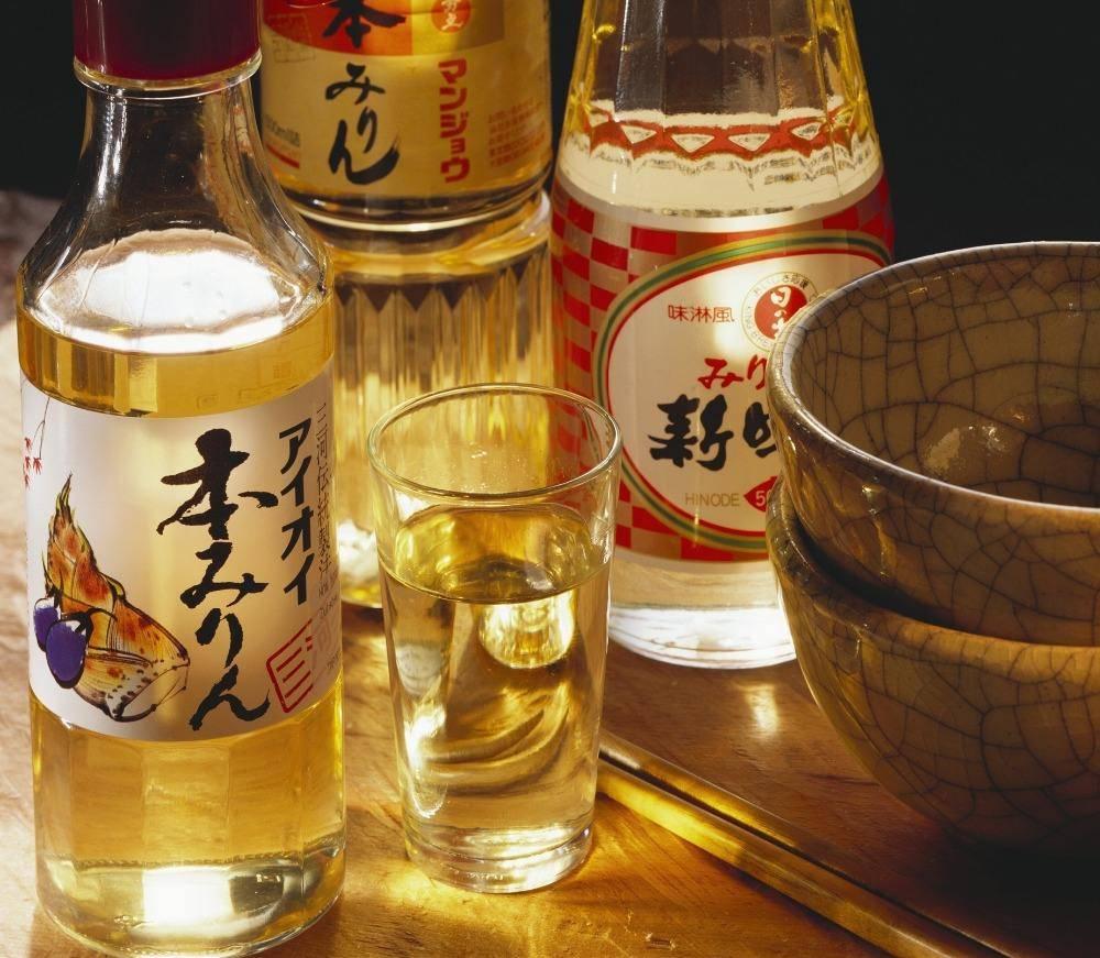 Алкогольный напиток из риса