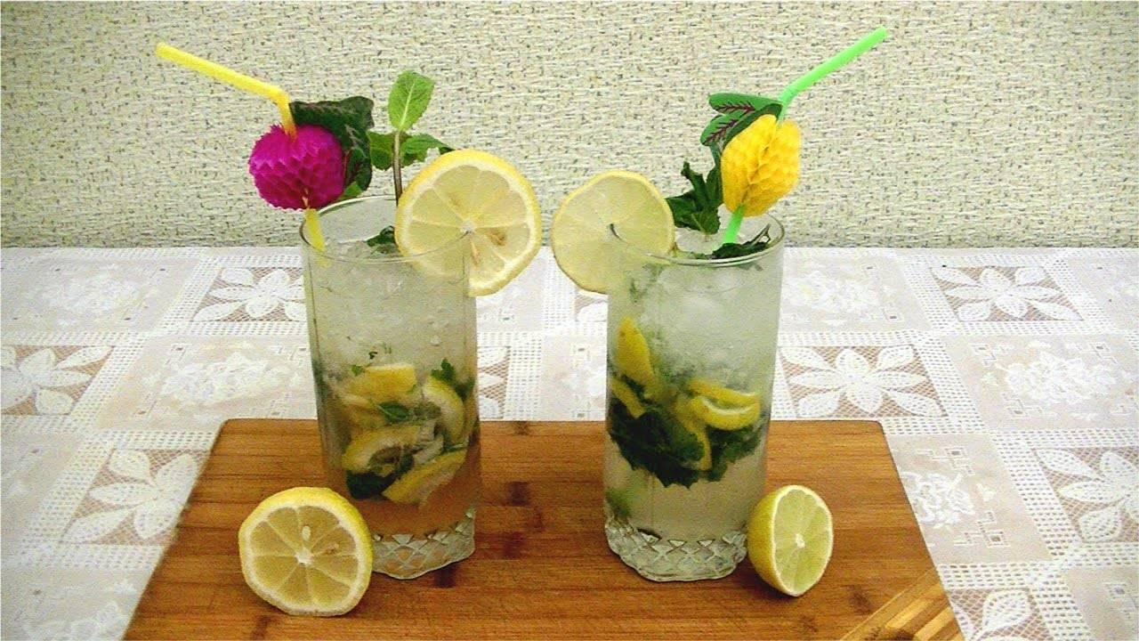 Рецепты приготовления коктейля «мохито»