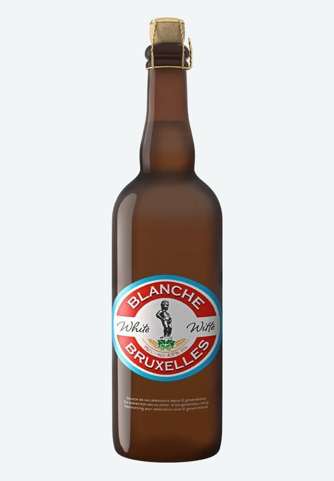 Blanche de bruxelles – шедевр бельгийских пивоваров