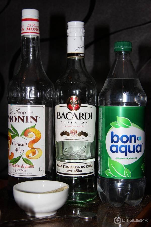 Карибская ночь. лучшие коктейли с ромом и клюквенным морсом.